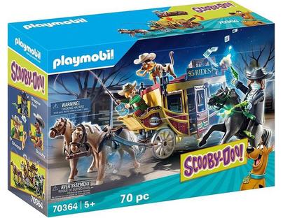 Playmobil 70364 - Scooby-Doo Western Coach